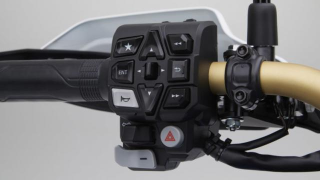 Africa Twin switchcube