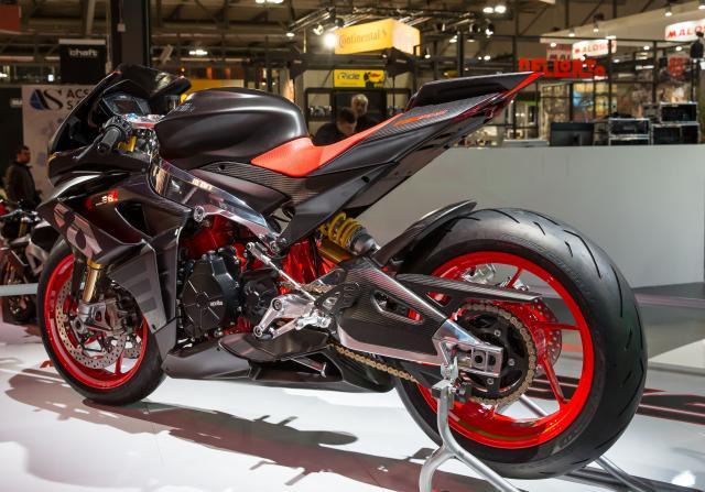 Aprilia RS660 concept bike