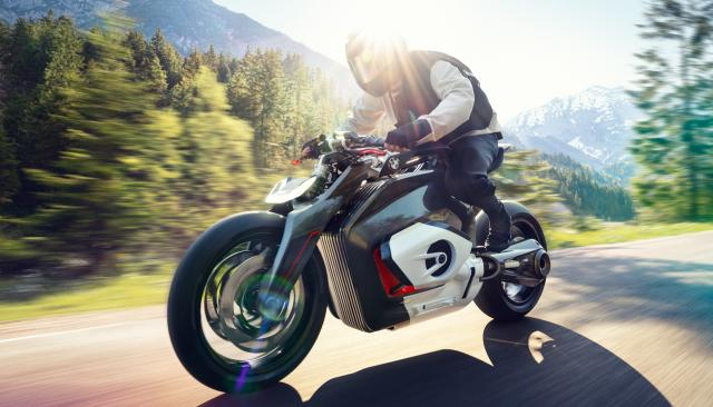BMW pours cold water on its electric motorcycle future plans