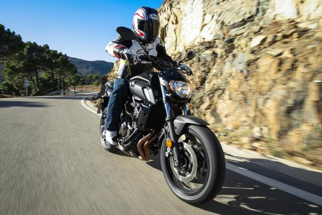 First ride: Yamaha MT-07 launch report