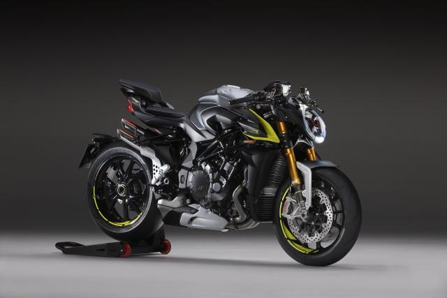 MV Agusta Brutale 1000 RR released for 2020
