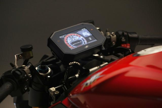 MV Agusta Brutale 1000 RR revealed