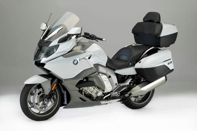 BMW K1600GTL 2017