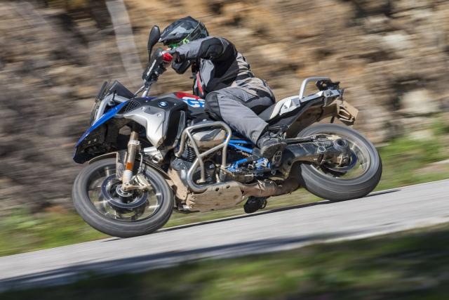 First ride: BMW R1200GS Rallye review