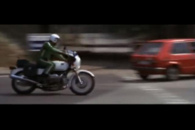 BMW R80 Octopussy 1983