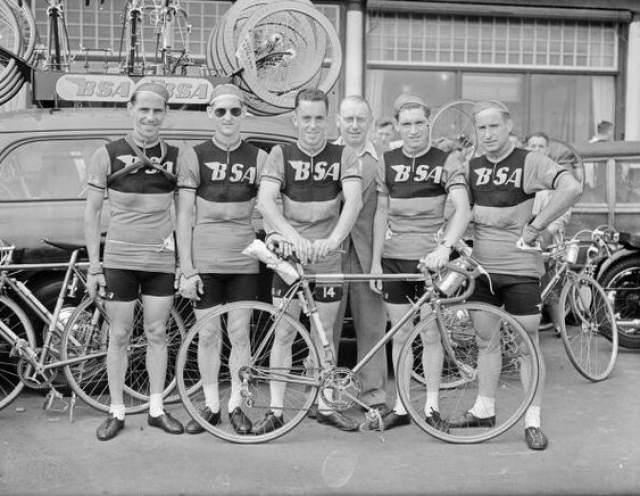 BSA cycles