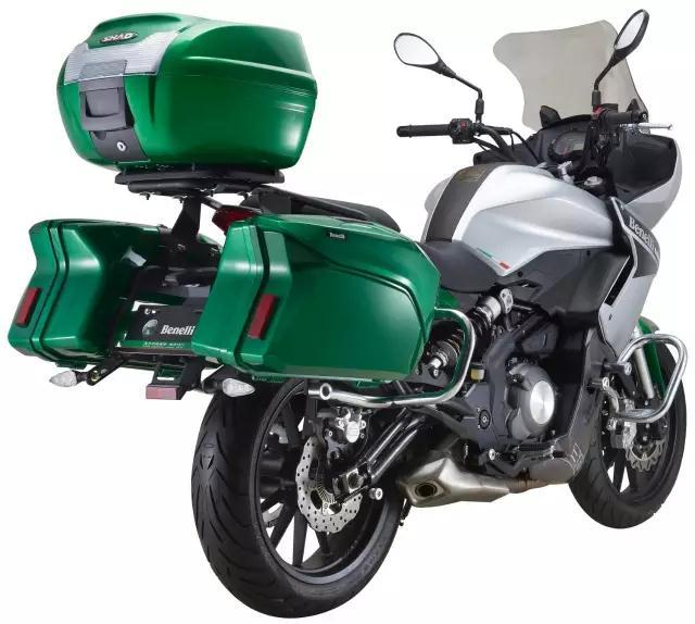 Benelli 302 tourer revealed in China