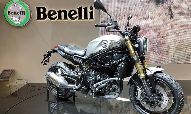 Benelli Leoncino 800