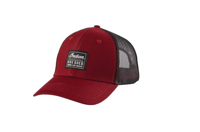 Bike Shed Motorcycle Club Indian Baseball Cap