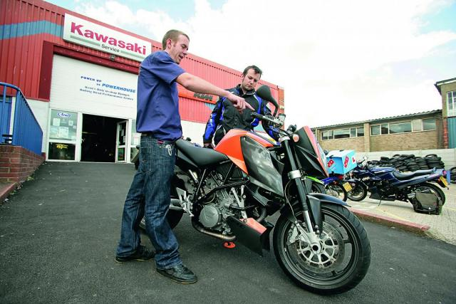 What does Brexit mean to bikers?