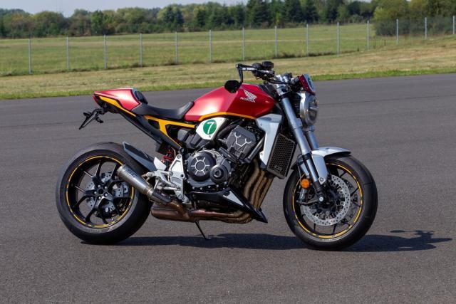 By Buselmeier Honda CB1000R