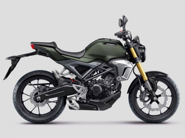 Honda CB150R is the production 150SS Racer
