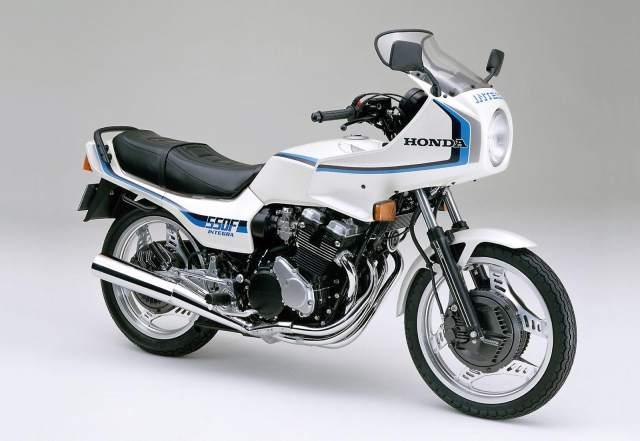 Honda CBX500