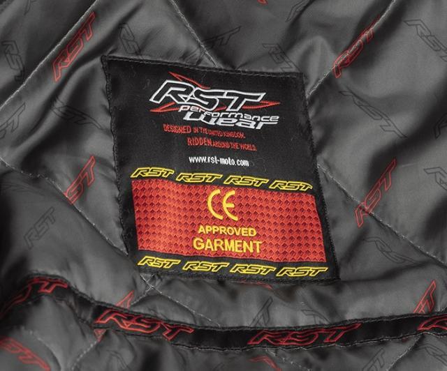 RST CE Logo