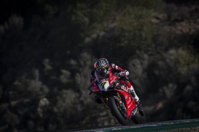 Chaz Davies - Aruba.it Ducati