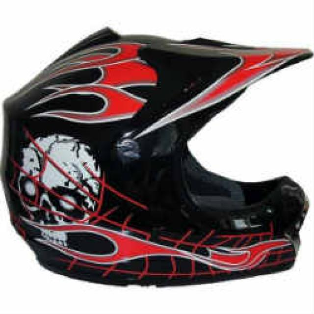 Children's off road, motocross and BMX helmet FF601:JX-F601