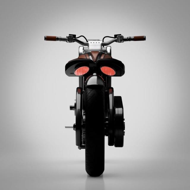 Curtiss Motorcycles Hades