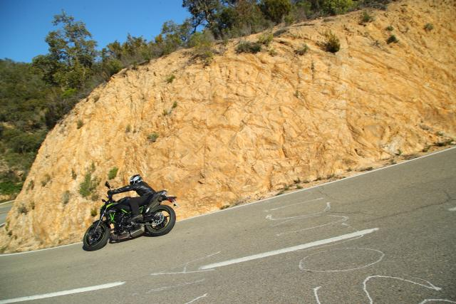 Kawasaki Z650 Visordown review