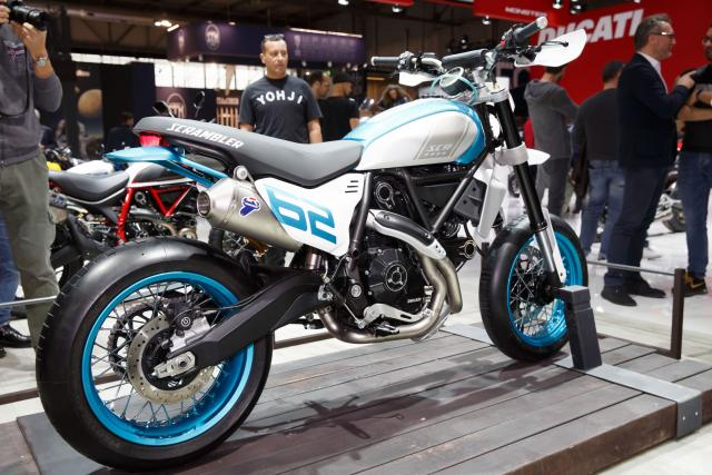 Ducati motard
