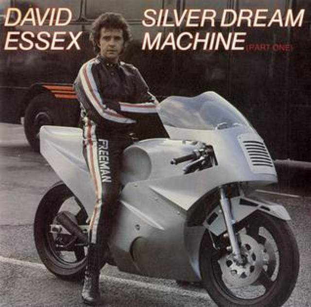 David Essex Silver Dream Machine