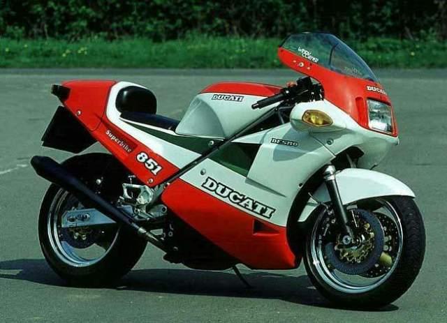 1987 - Ducati 851