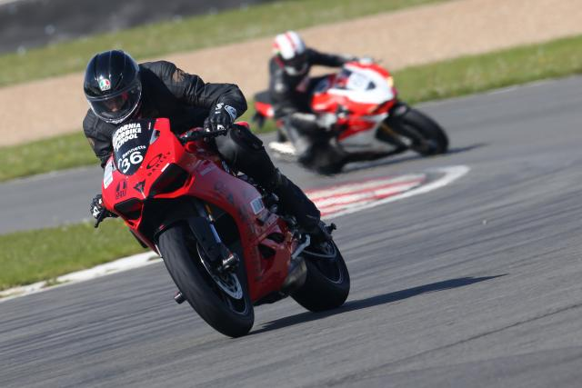 Ducati Donington Panigale 959