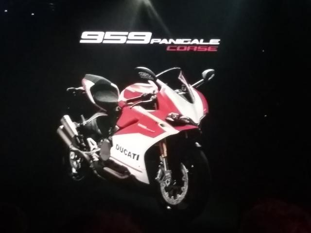 Watch: Ducati's new 2018 motorcycles unveiled, live