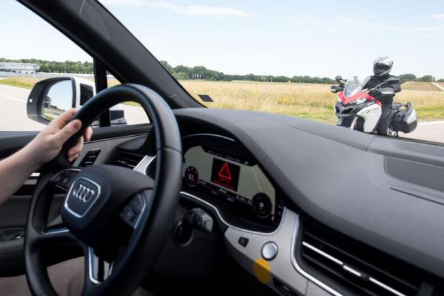 Self-drive village opened at Millbrook proving ground