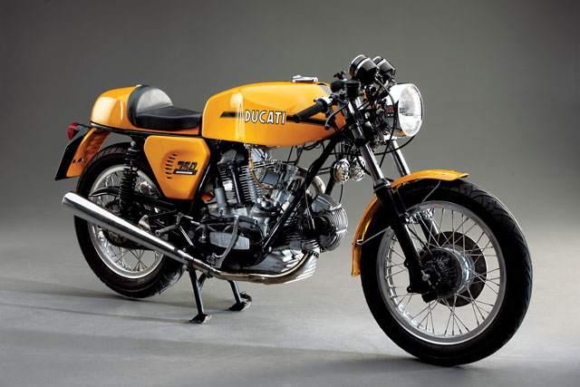 1973 - Ducati 750 SuperSport