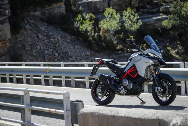 Multistrada 950 S Static