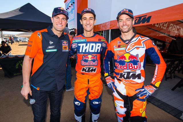 KTM unveils 450 SX-F Factory Edition and 2018 Supercross line-up