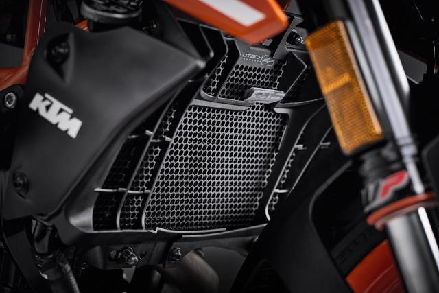Evotech launches KTM 390 Duke accessory range