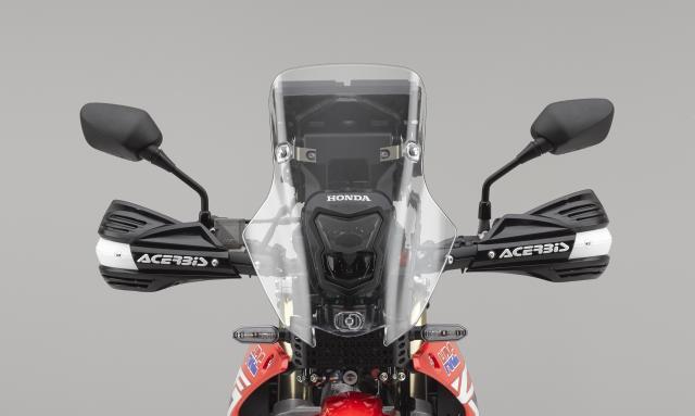 Honda CRF450L Rally Concept
