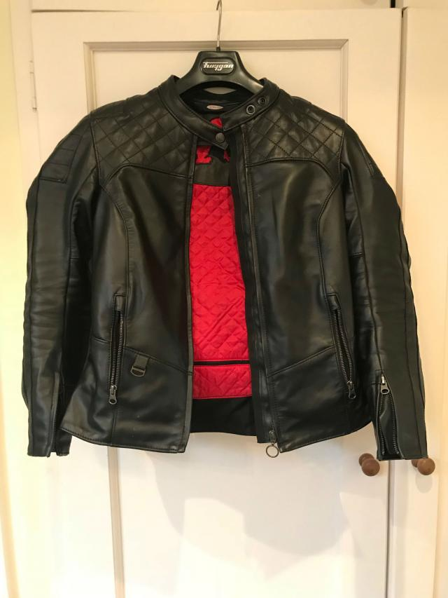 Tested: Furygan Legend ladies jacket