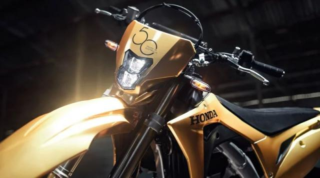 Honda Australia build 'gold' Fireblade