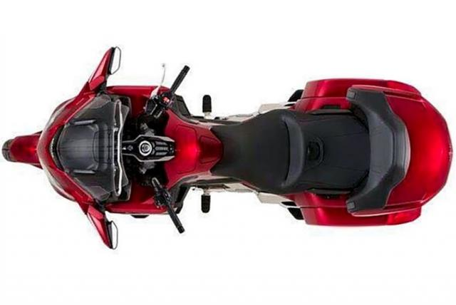 New Goldwing pictures leak