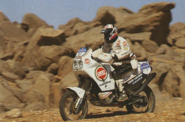 Cagiva Dakar Rally