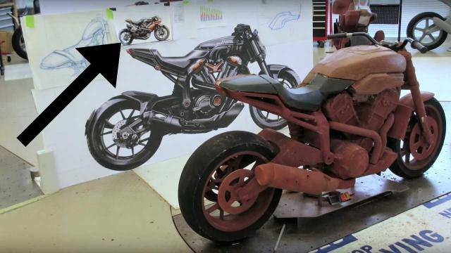 Harley-Davidson Sportsbike