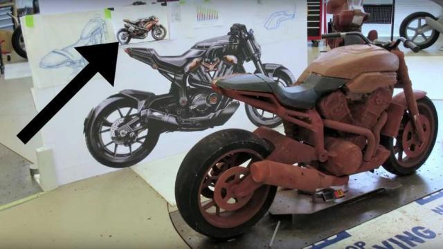 Harley VR1000
