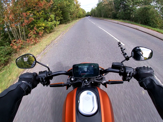 Harley-Davidson LiveWire UK road test