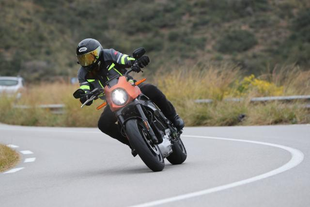 Harley-Davidson LiveWire review