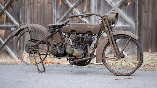 Harley-Davidson Model 16F