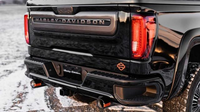 Harley-Davidson Sierra