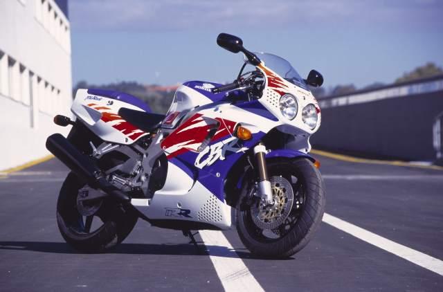1992 - Honda CBR900RR Fireblade