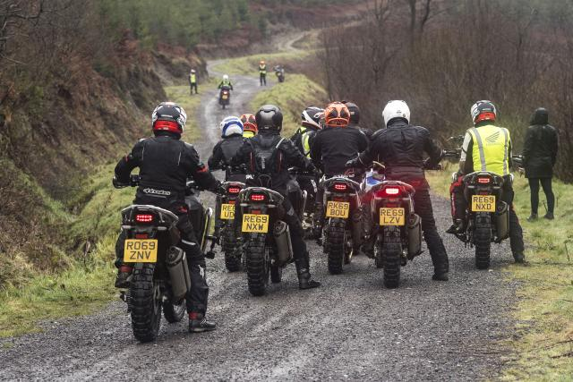 Honda Adventure Centre Review