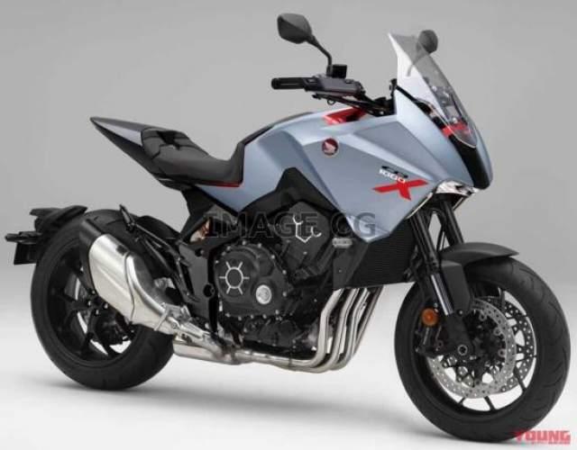 Honda CB1000 X