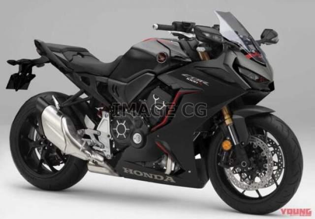 Honda CB1000R sports touring motorcycle