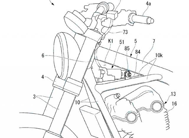 Honda CB1100 semi auto