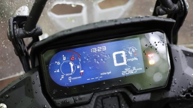 Honda CB500X Visordown Review