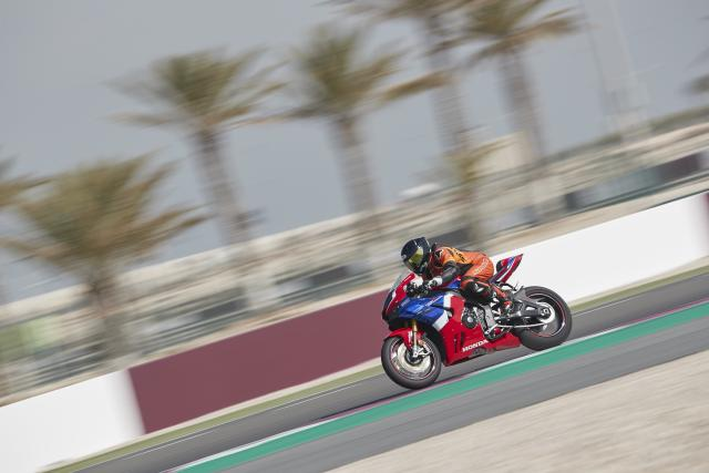 Honda CBR1000RR-R SP review